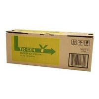 Kyocera TK-584Y Yellow Toner Cartridge