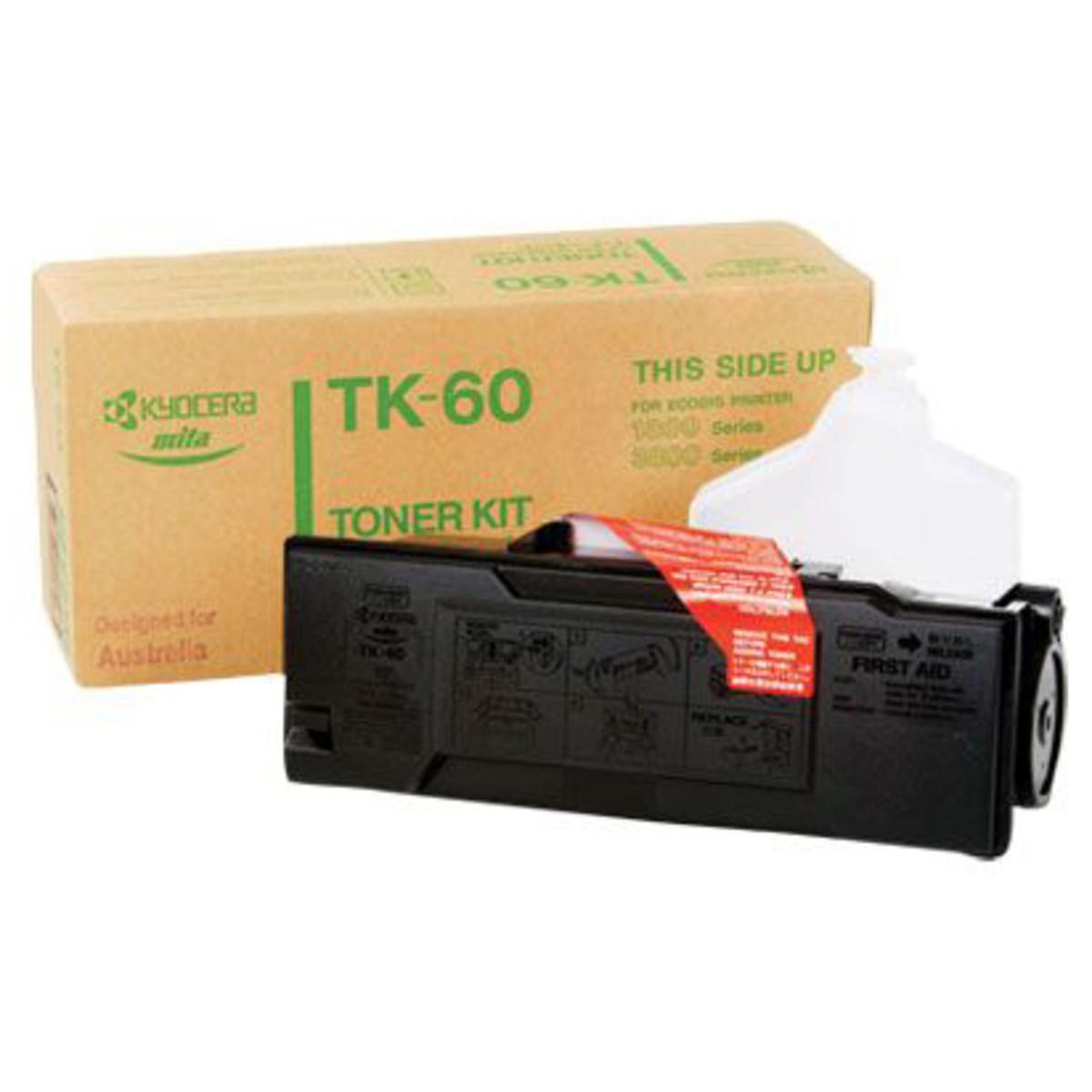 Kyocera TK-60 Black Toner Cartridge
