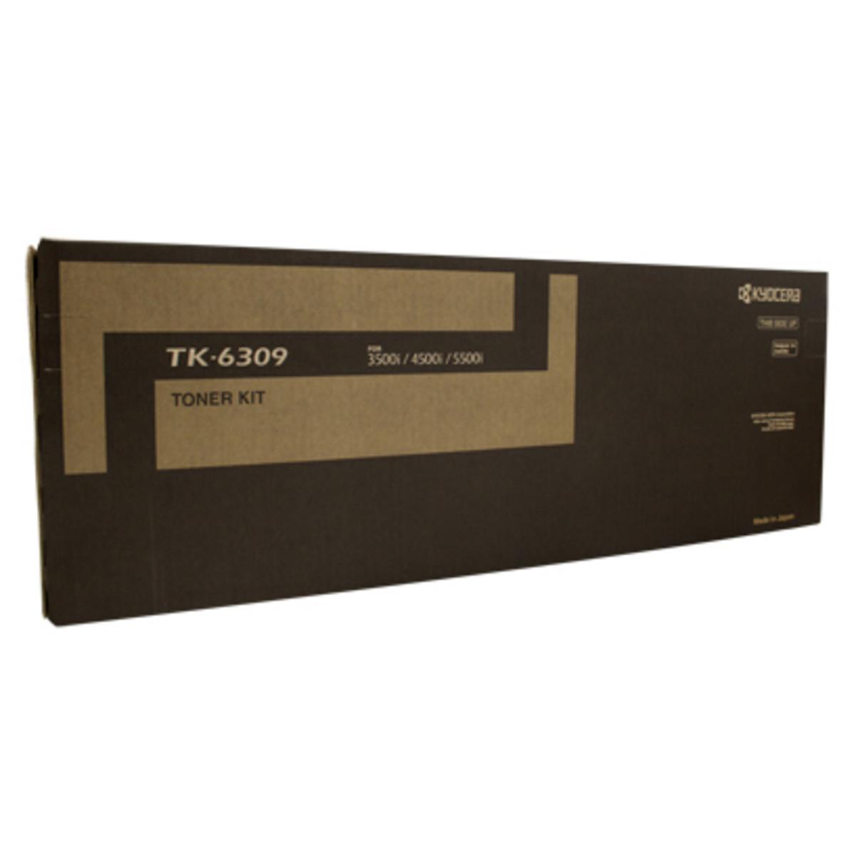 Kyocera TK-6309 Black Copier Cartridge