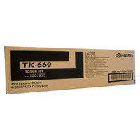 Kyocera TK-669 Black Toner Cartridge