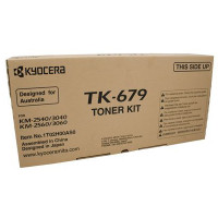 Kyocera TK-679 Black Toner Cartridge