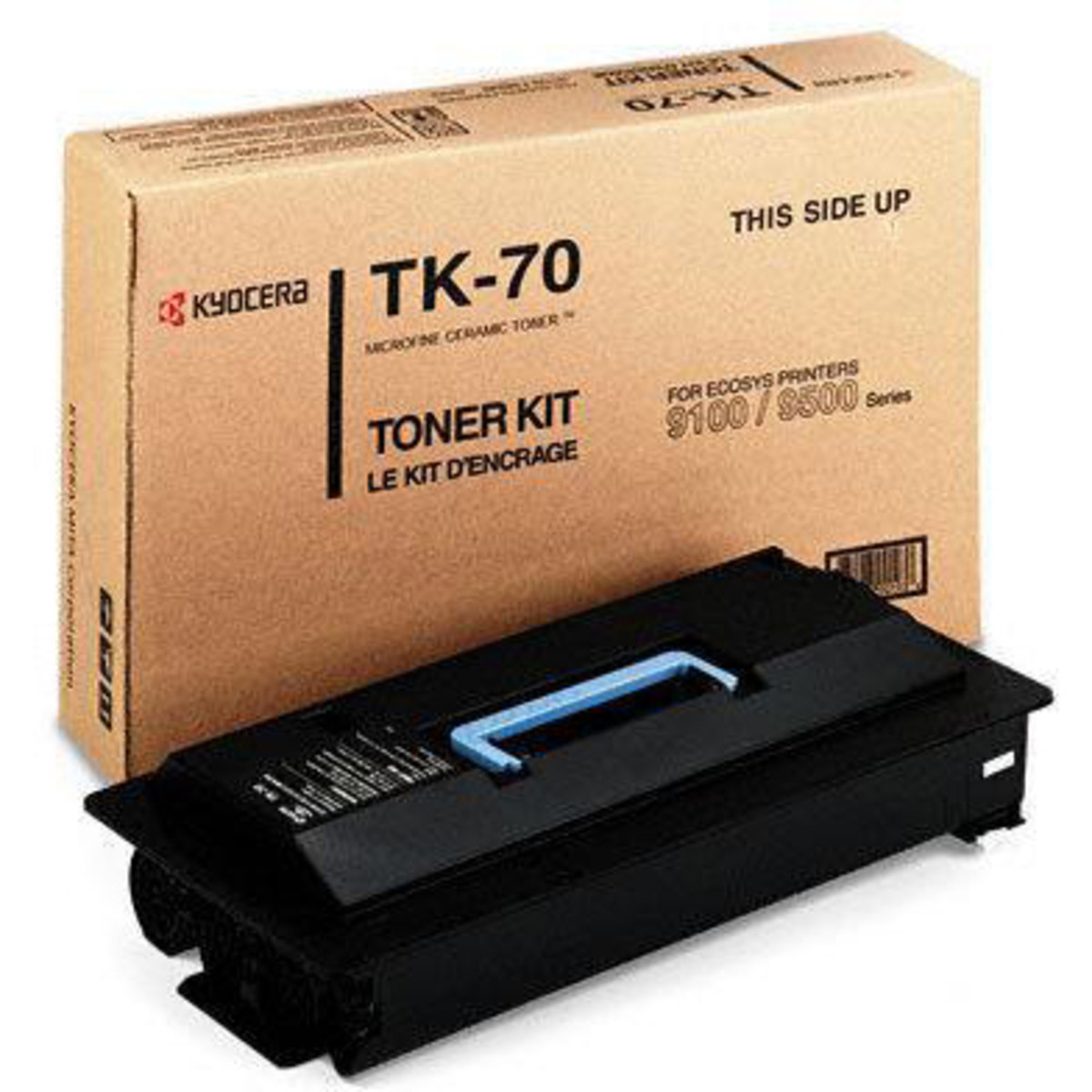 Kyocera TK-70 Black Toner Cartridge