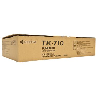 Kyocera TK710 Black Toner Cartridge (Original)