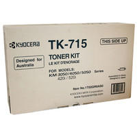 Kyocera TK-715 Black Copier Cartridge