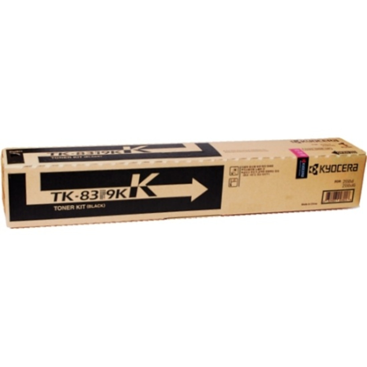 Kyocera TK-8329K Black Toner Cartridge