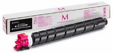 Kyocera Magenta Toner Cartridge (Original)