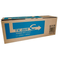 Kyocera TK-869C Cyan Copier Cartridge