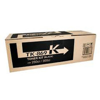 Kyocera TK-869K Black Copier Cartridge
