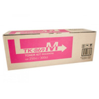 Kyocera TK-869M Magenta Copier Cartridge