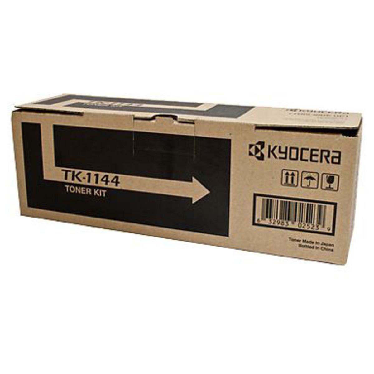 Kyocera TK-1144 Black Toner Cartridge