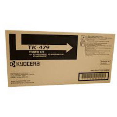 Kyocera TK479 Black Toner Cartridge (Original)