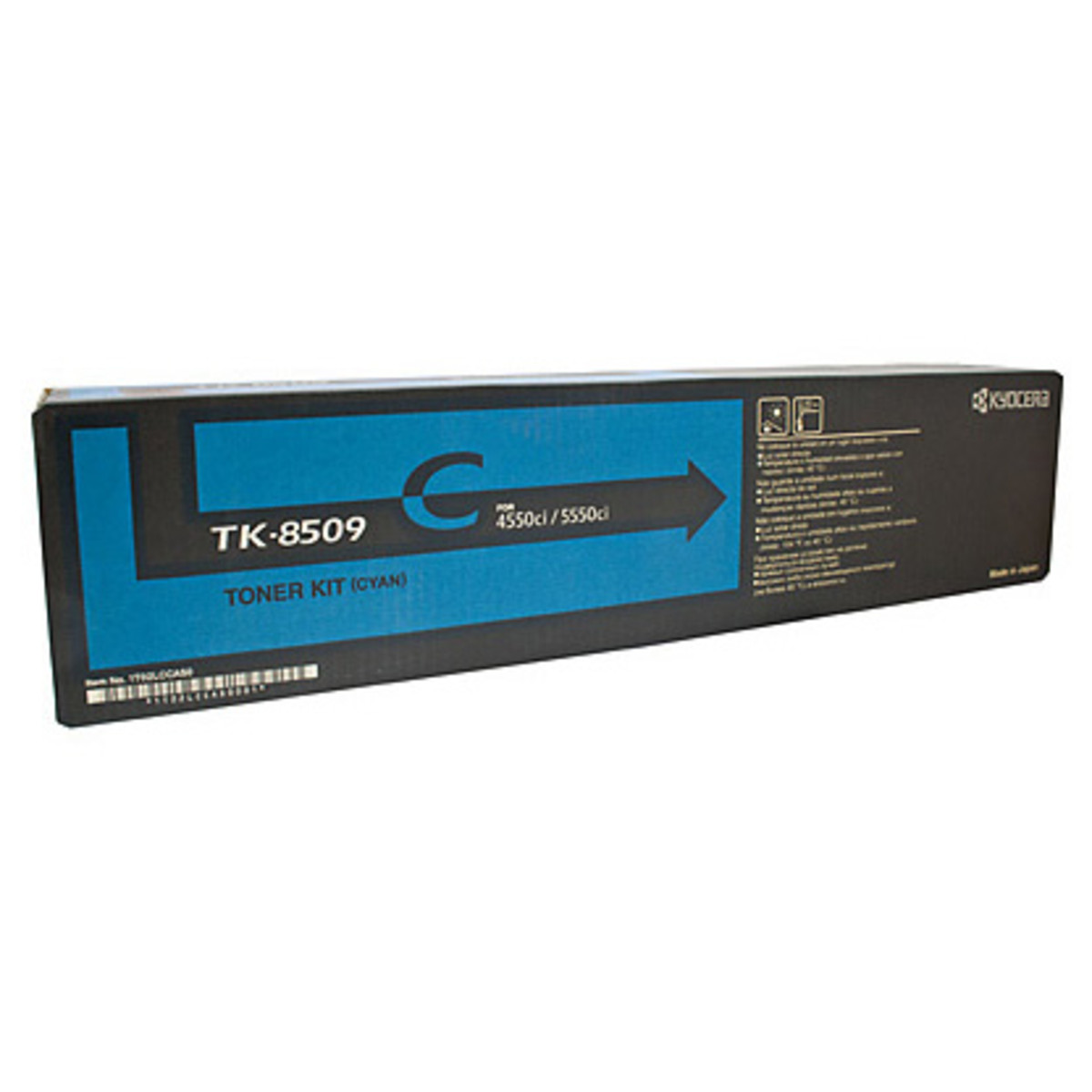 Kyocera TK-8509C Cyan Toner Cartridge