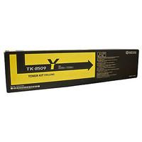 Kyocera TK-8509Y Yellow Toner Cartridge