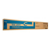 Kyocera TK-899C Cyan Toner Cartridge