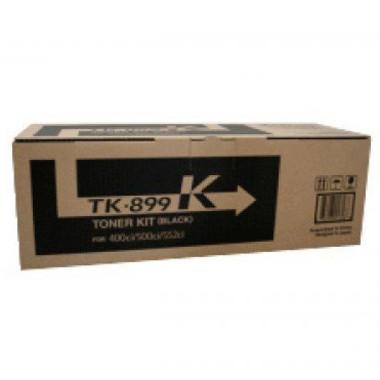 Kyocera TK-899K Black Toner Cartridge