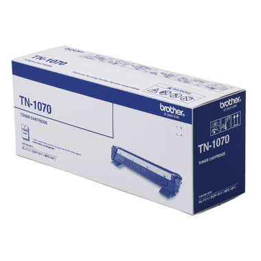 Brother TN1070 Black Toner Cartridge (Original)