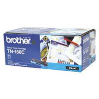 Brother TN-150C Cyan Toner Cartridge