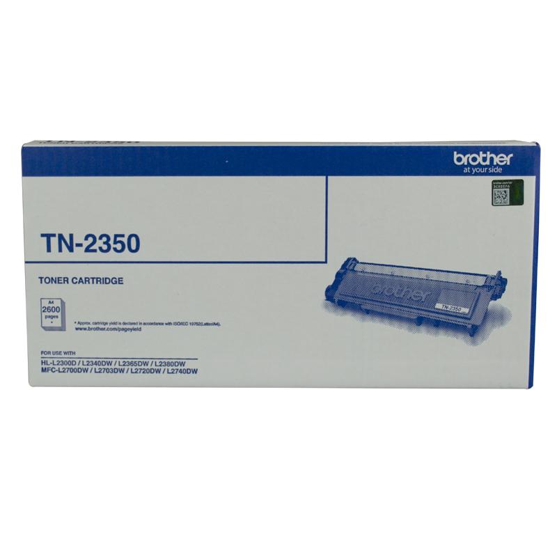 Brother TN2350 Black Toner Cartridge (Original)