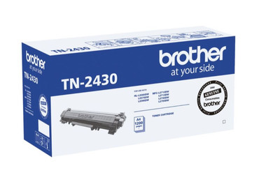 Brother TN2430 Black Toner Cartridge (Original)