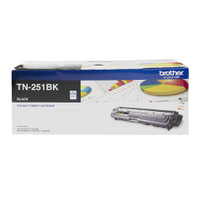 Brother TN251 Black Toner Cartridge (Original)