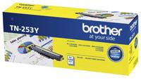 Brother TN253 Yellow Toner Cartridge (Original)