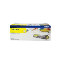Brother TN255 Yellow Toner Cartridge (Original)