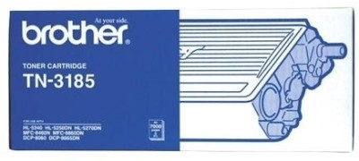 Brother TN3185 Black Toner Cartridge (Original)