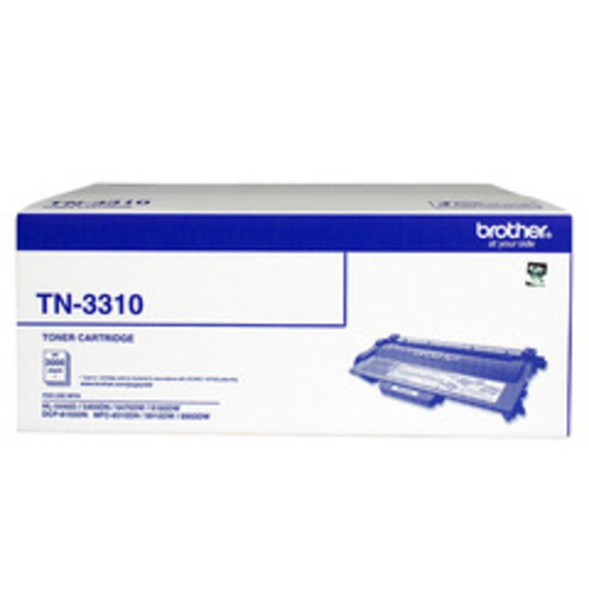 Brother TN-3310 Black Toner Cartridge