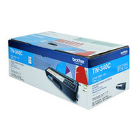 Brother TN-340C Cyan Toner Cartridge