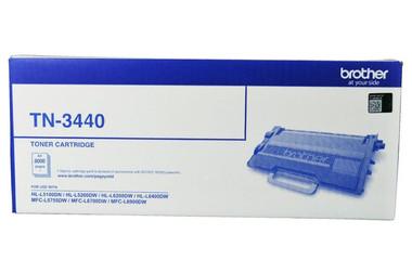 Brother TN3440 Black Toner Cartridge (Original)