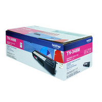 Brother TN-348M Magenta Toner Cartridge