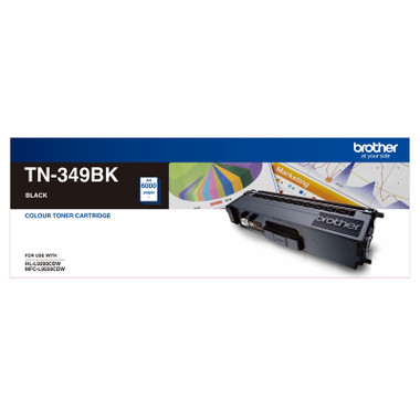 Brother TN349 Black Toner Cartridge (Original)