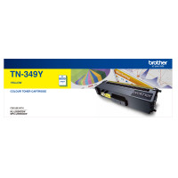 Brother TN349 Yellow Toner Cartridge (Original)