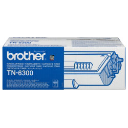 Brother TN6300 Black Toner Cartridge (Original)