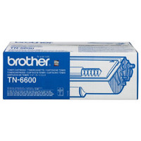 Brother TN-6600 Black Toner Cartridge