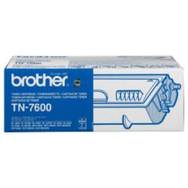 Brother TN7600 Black Toner Cartridge (Original)