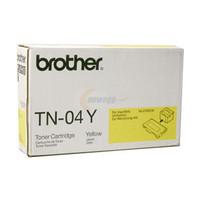 Brother TN-04Y Yellow Toner Cartridge