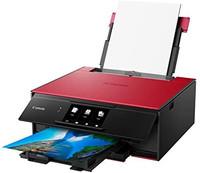 Canon TS9160 Red Inkjet Printer