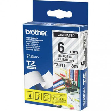 Brother TZ111 (Original)