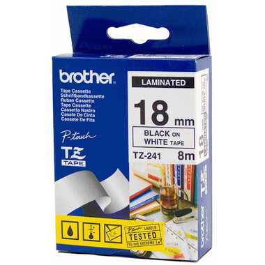 Brother TZ-241 Labelling Tape