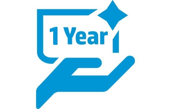 HP 1 Year, 4 Hours Extended Warranty
