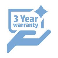 HP 3 Year Extended Warranty update