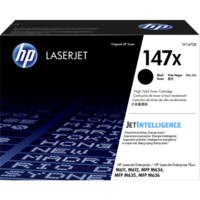 HP 147X High Yield Black Original LaserJet Toner Cartridge (W1470X)