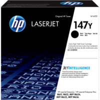 HP 147Y Extra High Yield Black Original LaserJet Toner Cartridge (W1470Y)