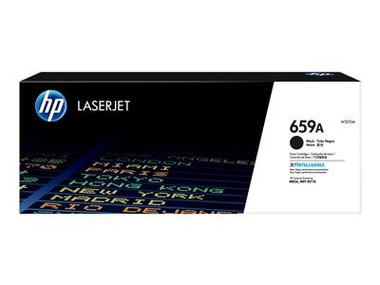 HP 659A Black LaserJet Toner Cartridge (W2010A)