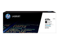 HP 659A Black LaserJet Toner Cartridge (W2010A)