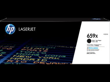 HP 659X High Yield Black Original LaserJet Toner Cartridge (W2010X)