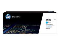 HP 659A Cyan LaserJet Toner Cartridge (W2011A)