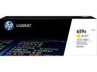 HP 659X High Yield Yellow Original LaserJet Toner Cartridge (W2012X)