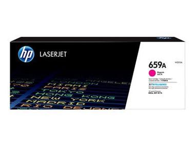 HP 659A Magenta LaserJet Toner Cartridge (W2013A)